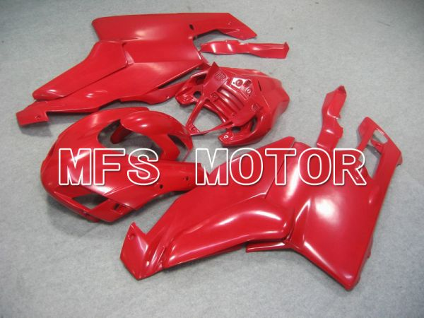Ducati 749 / 999 2005-2006 Injection ABS Fairing - Factory Style - Red - MFS4681