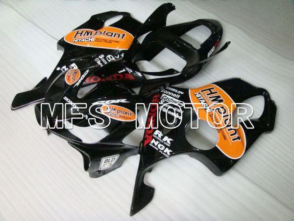 Honda CBR600 F4i 2001-2003 Injection ABS Fairing - HM Plant - Black - MFS4682