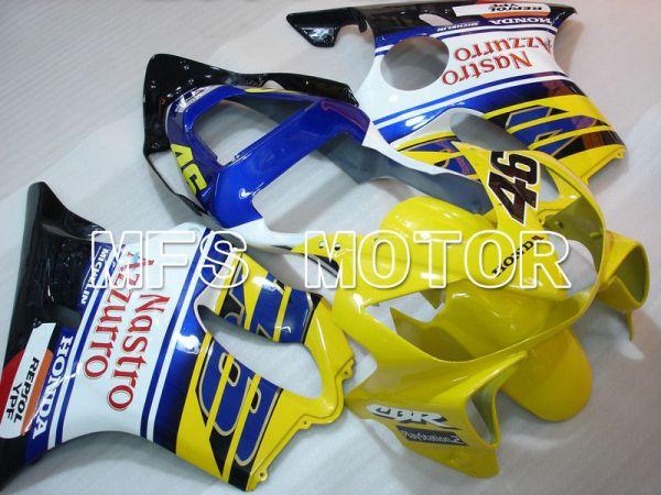 Honda CBR600 F4i 2001-2003 Injection ABS Fairing - Nastro Azzurro - Blue White Yellow - MFS4690