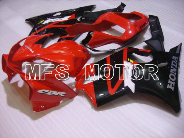 Honda CBR600 F4i 2001-2003 Injection ABS Fairing - Factory Style - Black Red - MFS4694