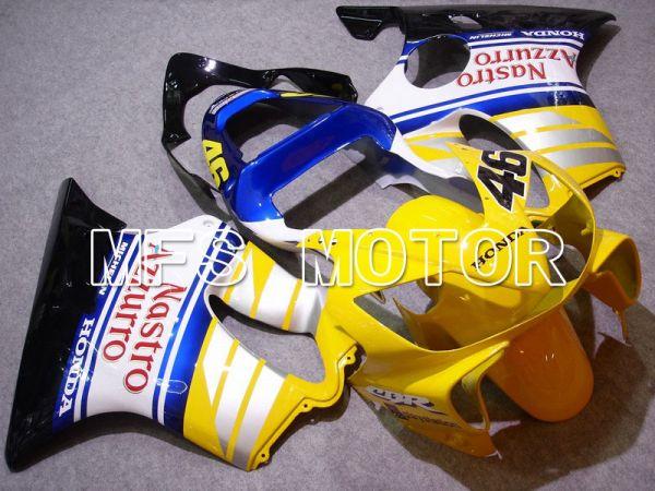 Honda CBR600 F4i 2001-2003 Injection ABS Fairing - Nastro Azzurro - Blue White Yellow - MFS4696