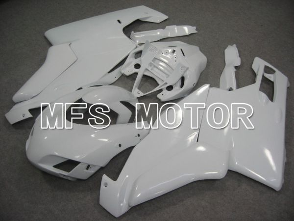 Ducati 749 / 999 2005-2006 Injection ABS Fairing - Factory Style - White - MFS4699