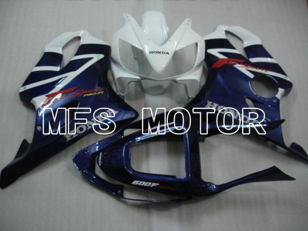 Honda CBR600 F4i 2001-2003 Injection ABS Fairing - Factory Style - Blue White - MFS4700