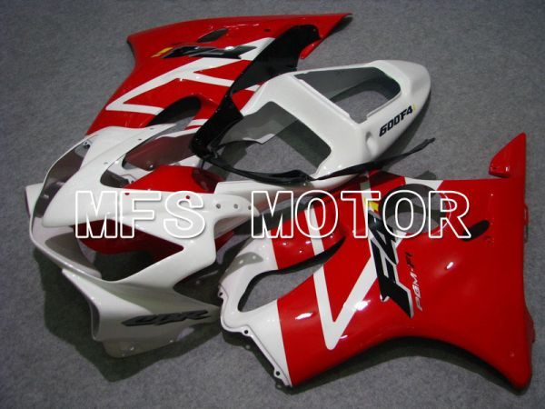 Honda CBR600 F4i 2001-2003 Injection ABS Fairing - Factory Style - White Red - MFS4706