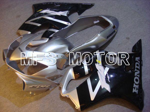 Honda CBR600 F4i 2001-2003 Injection ABS Fairing - Factory Style - Black Silver - MFS4709