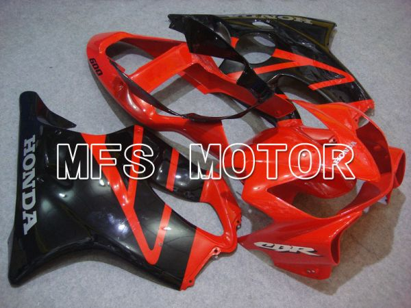 Honda CBR600 F4i 2001-2003 Injection ABS Fairing - Factory Style - Black Red - MFS4712