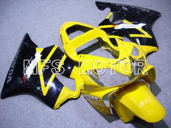 Honda CBR600 F4i 2001-2003 Injection ABS Fairing - Factory Style - Black Yellow - MFS4728