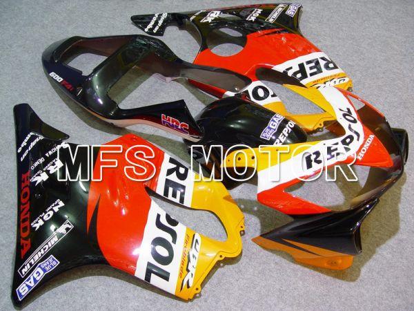 Honda CBR600 F4i 2001-2003 Injection ABS Fairing - Repsol - Black Yellow Red - MFS4740