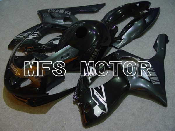 Yamaha YZF-600R 1997-2007 Injection ABS Fairing - Factory Style - Black - MFS4834