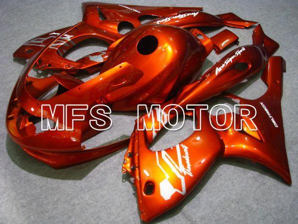 Yamaha YZF-600R 1997-2007 Injection ABS Fairing - Factory Style - Orange - MFS4849