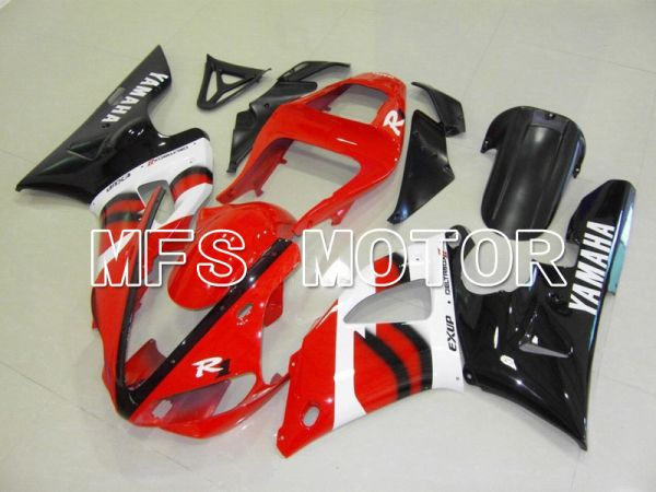 Yamaha YZF-R1 2000-2001 Injection ABS Fairing - Factory Style - Red White - MFS4896
