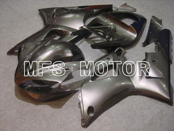 Yamaha YZF-R1 2000-2001 Injection ABS Fairing - Factory Style - Gray - MFS4904