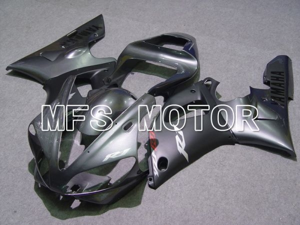 Yamaha YZF-R1 2000-2001 Injection ABS Fairing - Factory Style - Gray - MFS4910