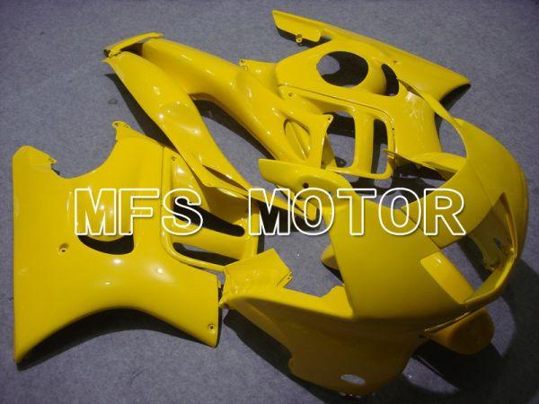 Honda CBR600 F3 1997-1998 Injection ABS Fairing - Factory Style - Yellow - MFS4913