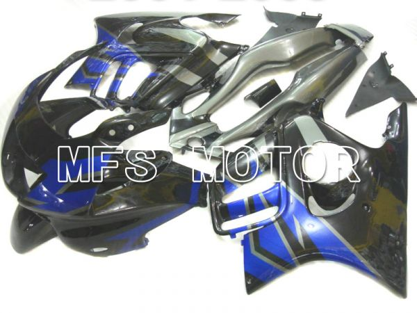 Honda CBR600 F3 1997-1998 Injection ABS Fairing - Factory Style - Black Blue - MFS4943
