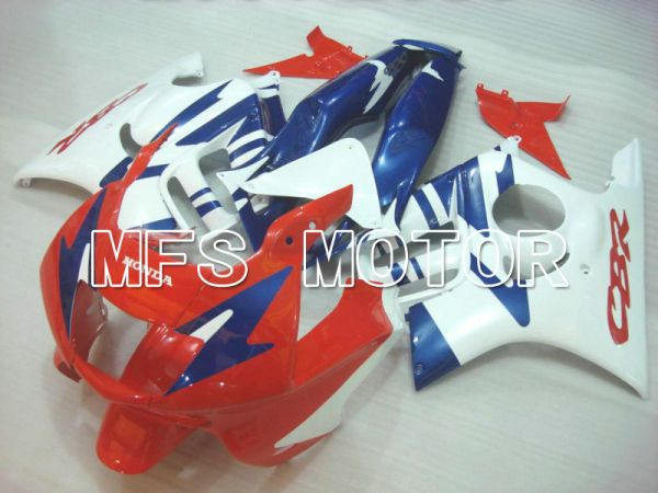 Honda CBR600 F3 1997-1998 Injection ABS Fairing - Factory Style - Blue Red White - MFS4944