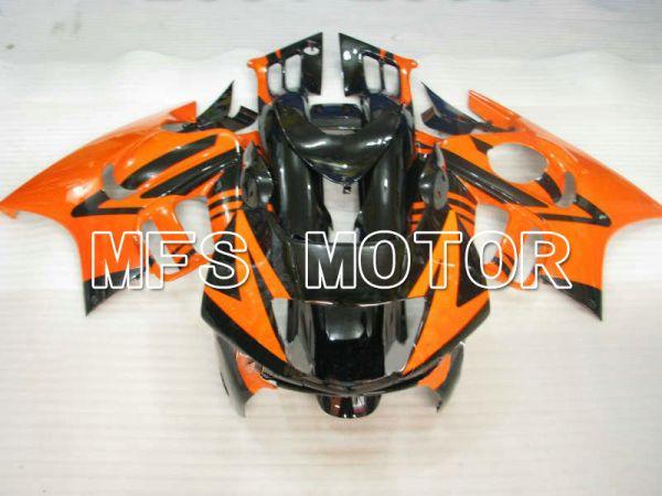Honda CBR600 F3 1997-1998 Injection ABS Fairing - Factory Style - Black Orange - MFS4955