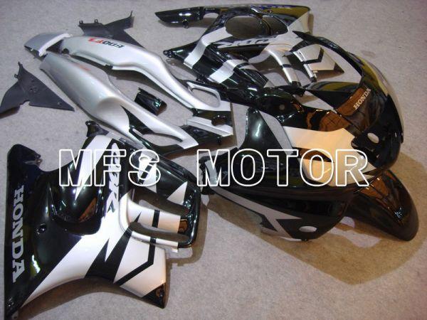Honda CBR600 F3 1997-1998 Injection ABS Fairing - Factory Style - Black Silver - MFS4986