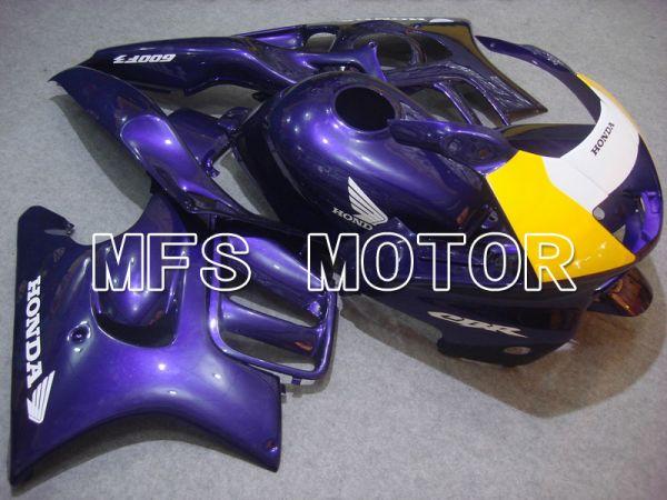 Honda CBR600 F3 1997-1998 Injection ABS Fairing - Factory Style - Purple Yellow - MFS4996