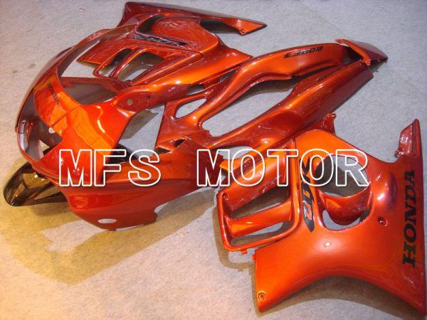 Honda CBR600 F3 1997-1998 Injection ABS Fairing - Factory Style - Orange - MFS5001