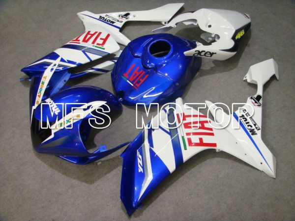 Yamaha YZF-R1 2007-2008 Injection ABS Fairing - FIAT - Blue White - MFS5056