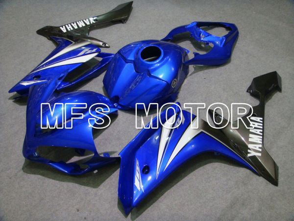 Yamaha YZF-R1 2007-2008 Injection ABS Fairing - Factory Style - Blue - MFS5075