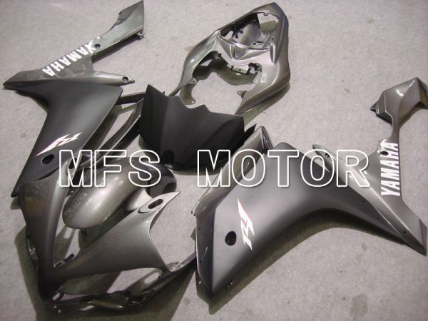 Yamaha YZF-R1 2007-2008 Injection ABS Fairing - Factory Style - Gray - MFS5077