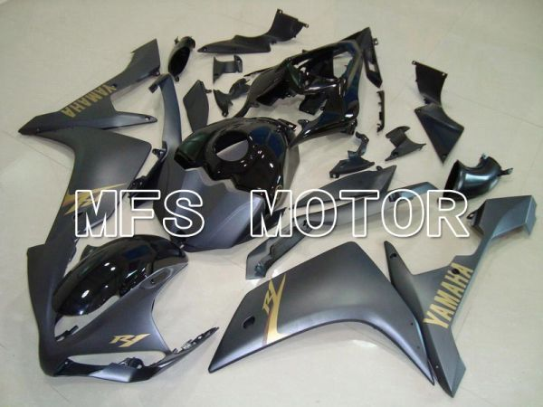 Yamaha YZF-R1 2007-2008 Injection ABS Fairing - Factory Style - Gray - MFS5085