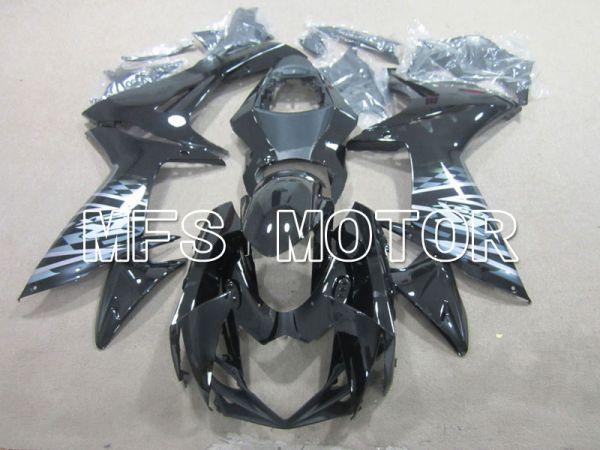 Suzuki GSXR600 GSXR750 2011-2016 Injection ABS Fairing - Factory Style - Black - MFS5135
