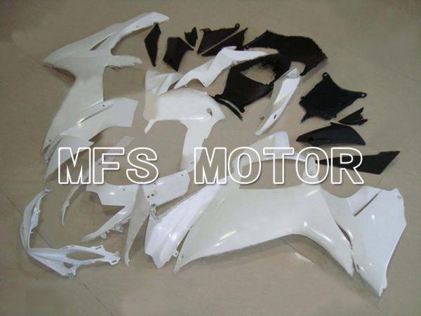 Suzuki GSXR600 GSXR750 2011-2016 Injection ABS Fairing - Factory Style - White - MFS5182
