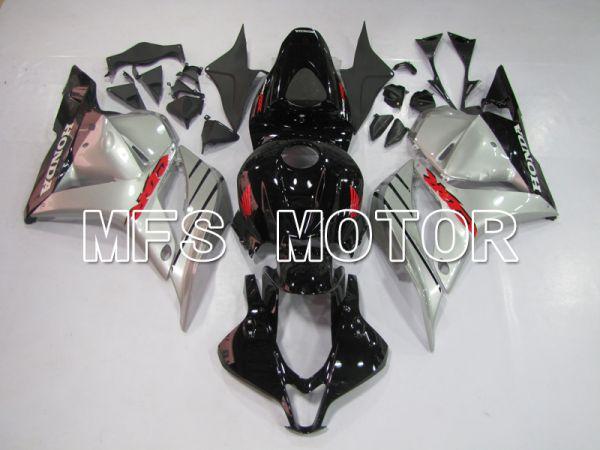 Honda CBR600RR 2009-2012 Injection ABS Fairing - Factory Style - Silver Black - MFS5546