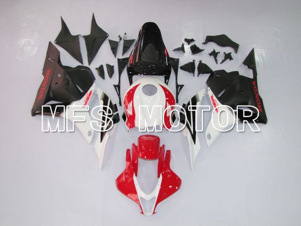 Honda CBR600RR 2009-2012 Injection ABS Fairing - Factory Style - Red White Black - MFS5547