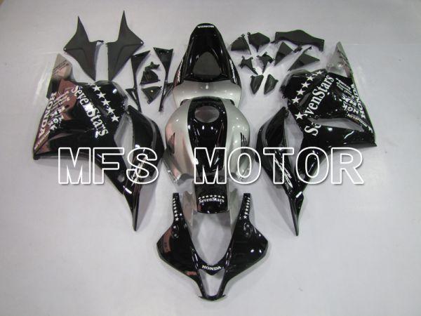 Honda CBR600RR 2009-2012 Injection ABS Fairing - SevenStars - Silver Black - MFS5551