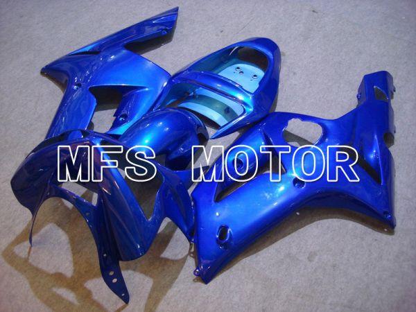 Kawasaki NINJA ZX6R 2003-2004 Injection ABS Fairing - Factory Style - Blue - MFS5612
