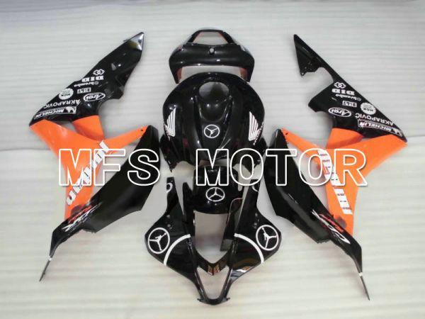 Honda CBR600RR 2007-2008 Injection ABS Fairing - Jordan - Black Orange - MFS5647
