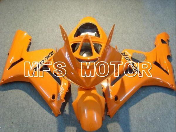 Kawasaki NINJA ZX6R 2003-2004 Injection ABS Fairing - Factory Style - Orange - MFS5663