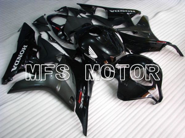 Honda CBR600RR 2007-2008 Injection ABS Fairing - Factory Style - Black - MFS5714
