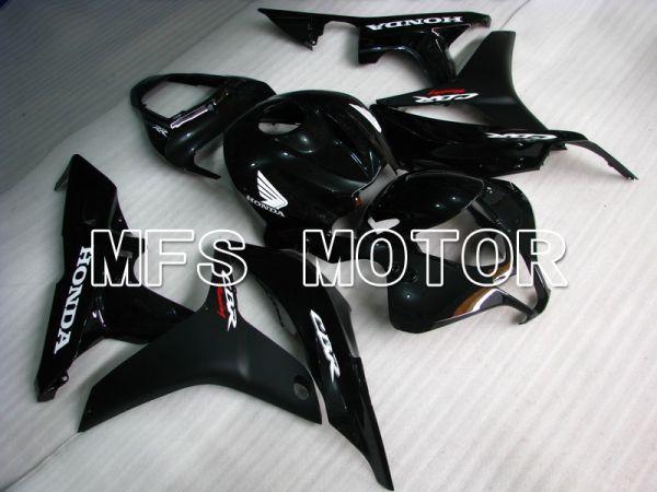 Honda CBR600RR 2007-2008 Injection ABS Fairing - Factory Style - Black - MFS5718