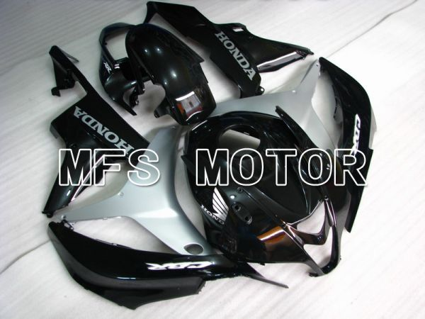 Honda CBR600RR 2007-2008 Injection ABS Fairing - Factory Style - Black - MFS5719