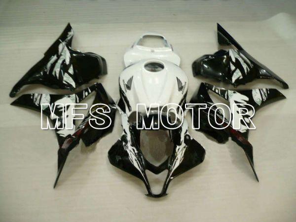 Honda CBR600RR 2007-2008 Injection ABS Fairing - Others - Black White - MFS5741