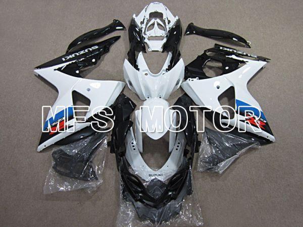 Suzuki GSXR1000 2009-2016 Injection ABS Fairing - Factory Style - Black White - MFS5778