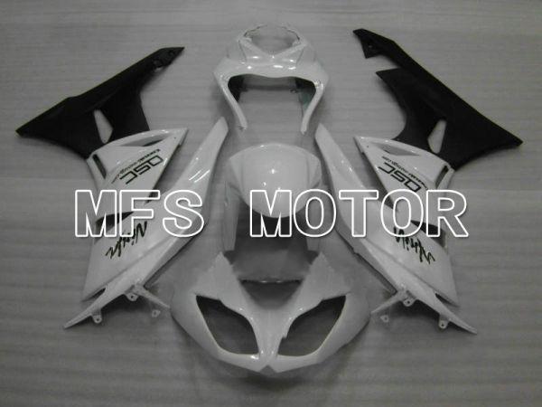 Kawasaki NINJA ZX6R 2009-2012 Injection ABS Fairing - Factory Style - White - MFS5821