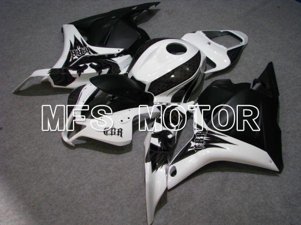 Honda CBR600RR 2009-2012 Injection ABS Fairing - Others - White Black - MFS5851