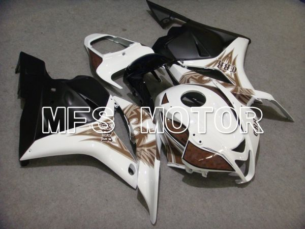 Honda CBR600RR 2009-2012 Injection ABS Fairing - Others - White Brown - MFS5852