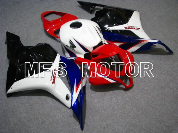 Honda CBR600RR 2009-2012 Injection ABS Fairing - Factory Style - Red White Blue - MFS5857