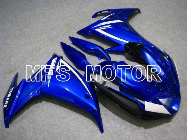 Yamaha FZ6R 2009 ABS Fairing - Factory Style - Blue - MFS5863