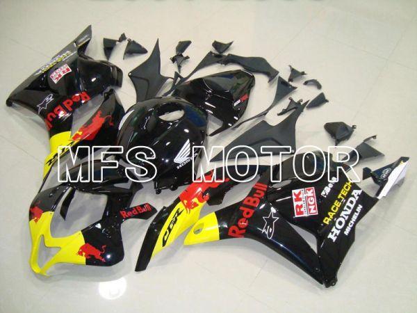Honda CBR600RR 2009-2012 Injection ABS Fairing - Red Bull - Yellow Black - MFS5864