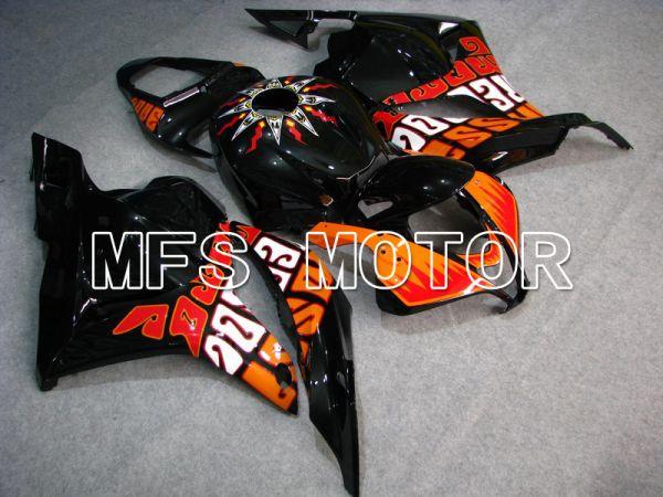 Honda CBR600RR 2009-2012 Injection ABS Fairing - Rossi - Orange Black - MFS5869