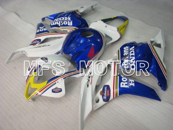 Honda CBR600RR 2009-2012 Injection ABS Fairing - Rothmans - White Blue - MFS5871