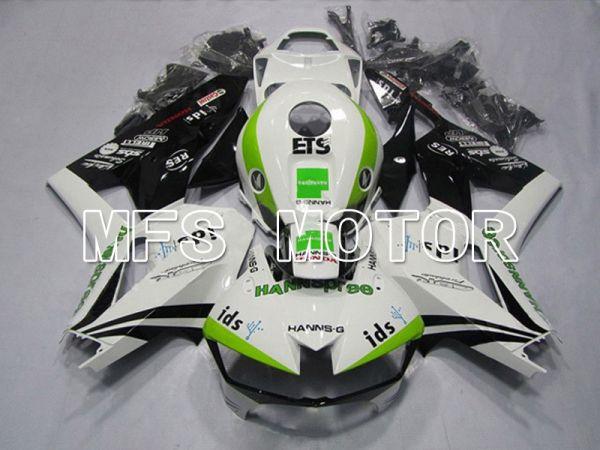 Honda CBR600RR 2013-2019 Injection ABS Fairing - HANN Spree - White Black - MFS5885